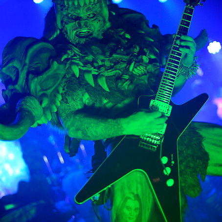 Gwar and Ghoul Live Photos from Toronto!