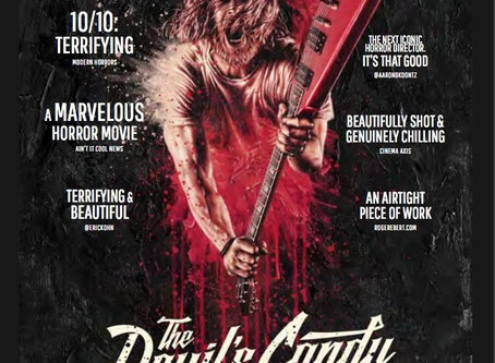 """The Devil's Candy"" Horror Movie Review"