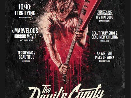 """""""The Devil's Candy"""" Horror Movie Review"""