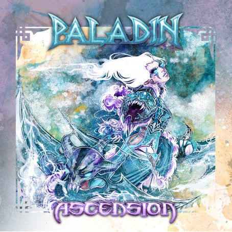 Interview with Taylor Washington of Paladin on New Album Release 'Ascension'