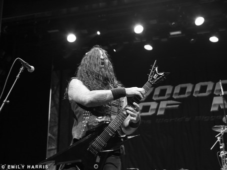 70,000 Tons Of Metal 2019 Live Photos!