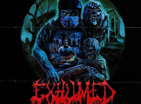 "Exhumed ""Death Revenge"" Album Review!"