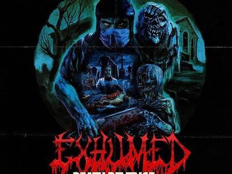 "Exhumed ""Death Revenge"" Album Review!"