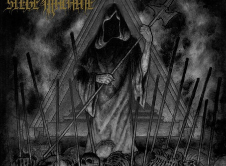 "ANTICHRIST SIEGE MACHINE ""Schism Perpetration"" Album Review"