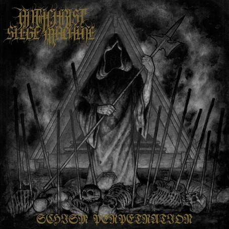 """ANTICHRIST SIEGE MACHINE """"Schism Perpetration"""" Album Review"""