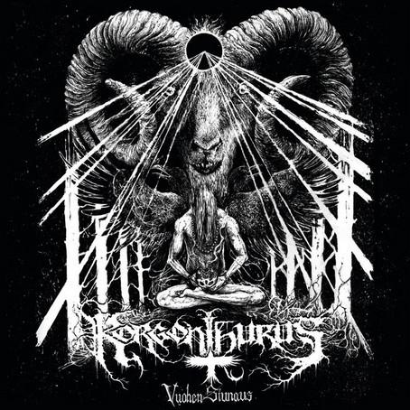 """KORGONTHURUS """"VuohenSiunaus"""" Album Review"""