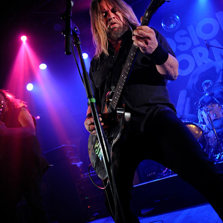 Corrosion of Conformity, Crowbar, Mothership, The Obsessed Live in Toronto!