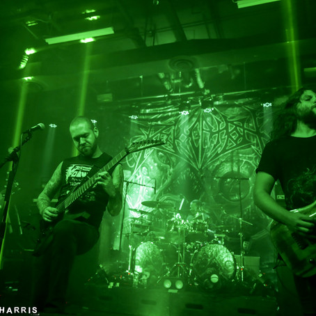 Revocation, Exhumed, Rivers of Nihil Live Photos from Atlanta!