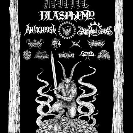 Black Mourning Light Festival Tickets - Oct 13-14, 2017!
