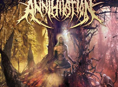"Annihilation ""The Undivided Wholeness Of All Things"" Album Review"
