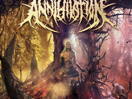 """Annihilation """"The Undivided Wholeness Of All Things"""" Album Review"""