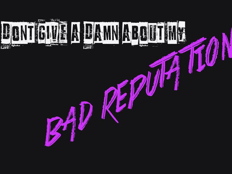 """Official Trailer for """"Bad Reputation"""" Documentary Film Announced Today!"""