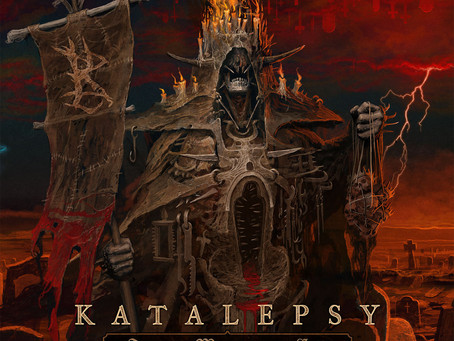 "KATALEPSY ""Terra Mortuus Est"" Album Review!"