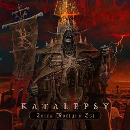 "KATALEPSY ""Terra Mortuus Est"" Album Review!"
