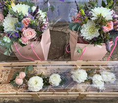 Bouquets and Buttonholes