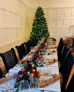 Private Christmas Dinner