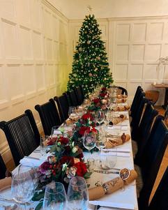 Private Christmas Dinner