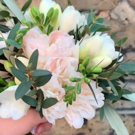 Bridesmaid (or flower girl!) bouquet...r