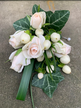 Corsage for Mother of the Bride