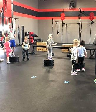 Summer Kids Camp, CrossFit Kids, Strong Fit Kids, Eldridge Iowa