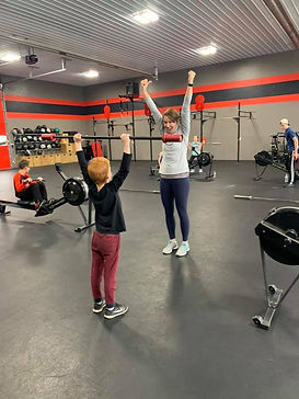 Homeschool Fitness, Homeschool P.E., Eldridge Iowa