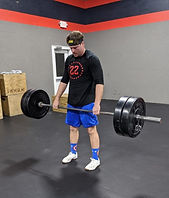 Coach, CrossFit Level 1, Welder, Pipefitter