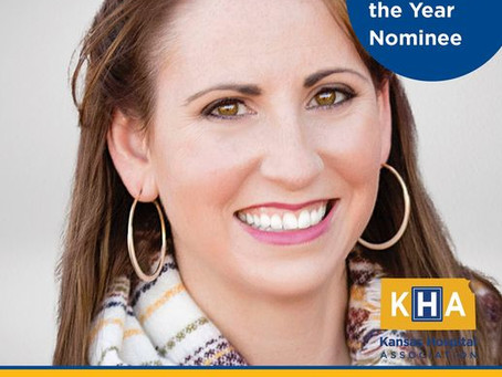 Tara Overmiller Nominated for Health Care Worker of the Year by KHA