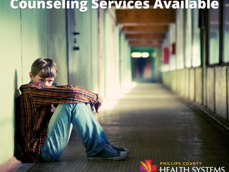 Teen Counseling Services Available