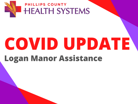 Covid Update - Logan Manor Assistance