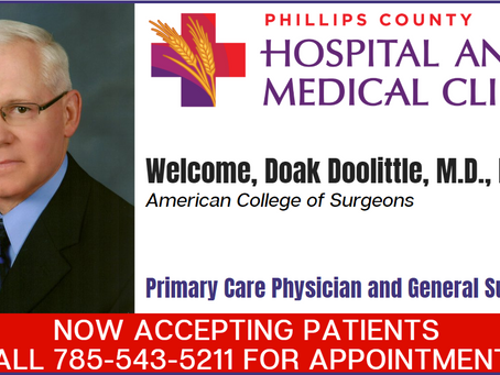 PCHS ADDS GENERAL SURGEON/PRIMARY CARE PHYSICIAN