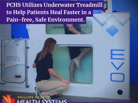 The Future of Aquatic Therapy Has Arrived.