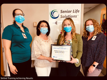 Senior Life Solutions Selected as STAR Training Site