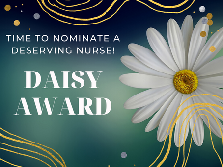 Want to Say Thank You to Your Nurse? Share YOUR Story!