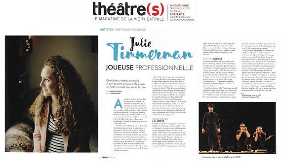 Théâtre(s)_JulieTimmerman