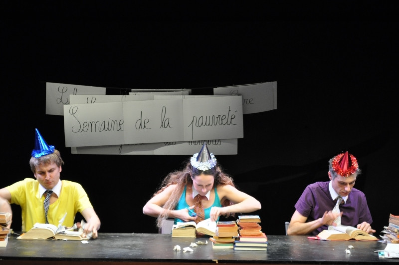 Words are Watching You (création 2010)