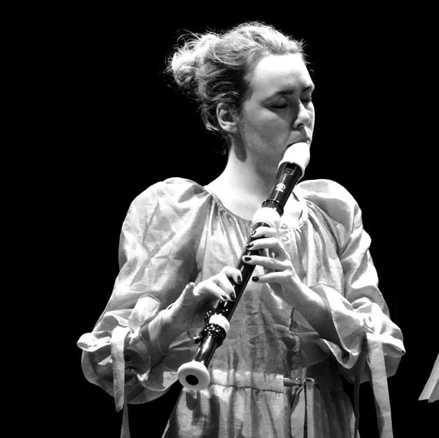 Svävningar ensemble: Clara Guldberg Ravn