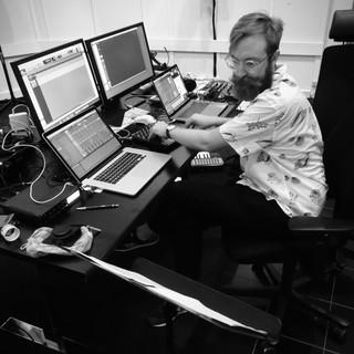 Svävningar ensemble: Johan Blixt
