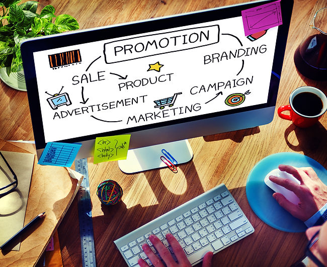 Promotion Advertisement Sale Branding Ma