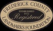 Frederick County Landmarks Founation logo