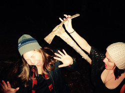 Dana pic- Natalie Knepp horror film