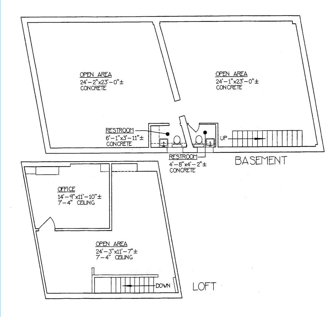 3025 Central Ave Basement_ Loft Floor Pl