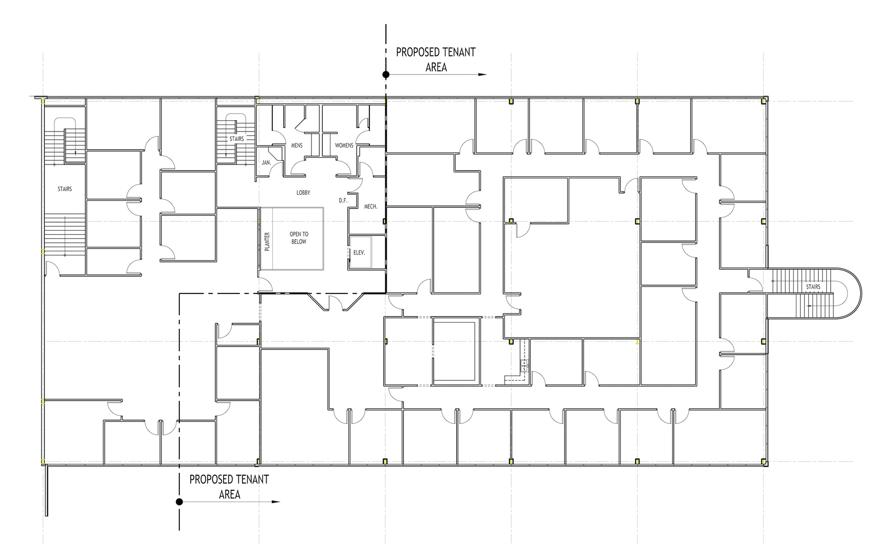 NZ 2nd Floor Plan