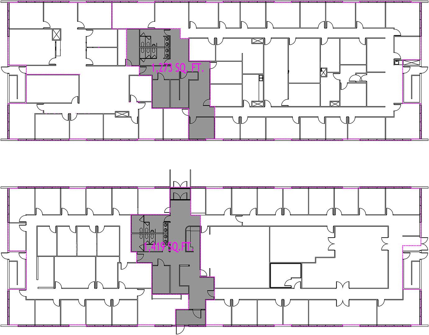 2600 Yale Newport Floor Plan