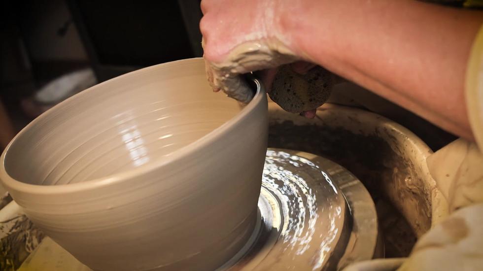 Atelier céramique à St. Remy Geest