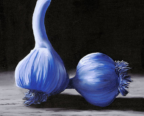 Blue Garlic