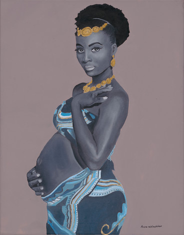 African Pregnancy