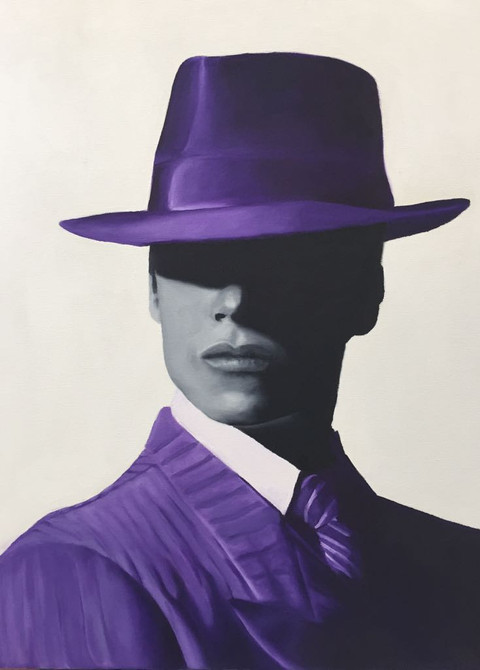 Purple Man