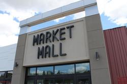 Market Mall website banner