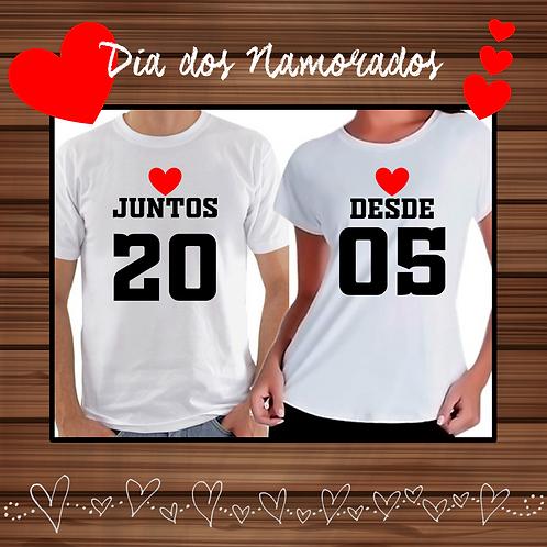 Camisa Juntos 20