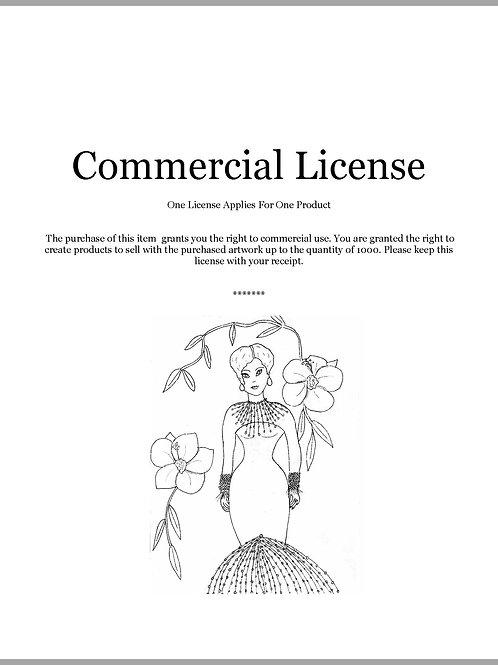 Commercial License For Clip Art, Stock Illustrations, Digital Papers, Digi Stamp